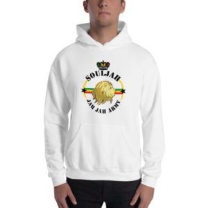 Man Ah SoulJah Hooded Sweatshirt