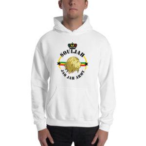 Man Ah SoulJah Hooded Sweatshirt