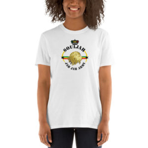 Man Ah SoulJah - Short-Sleeve Unisex T-Shirt